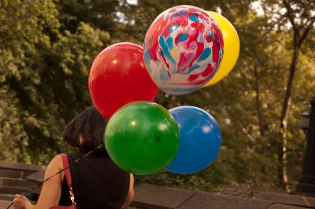 Balloons at CPW